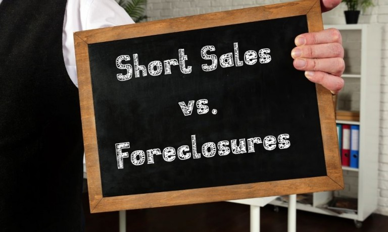Short Sale vs. Foreclosure: What Is the Difference?